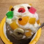 【鹿児島】しろくまかき氷の本家 白熊菓琲 天文館むじゃき ★★★★