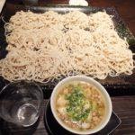 """【群馬】草津温泉の行列のできる蕎麦屋 """"三国家"""" ★★★"""