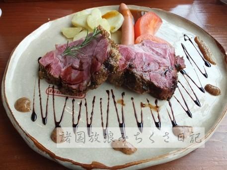 """【群馬】みなかみの湯めぐりに立ち寄りたい 肉屋のレストラン """"育風堂"""" ★★★★"""