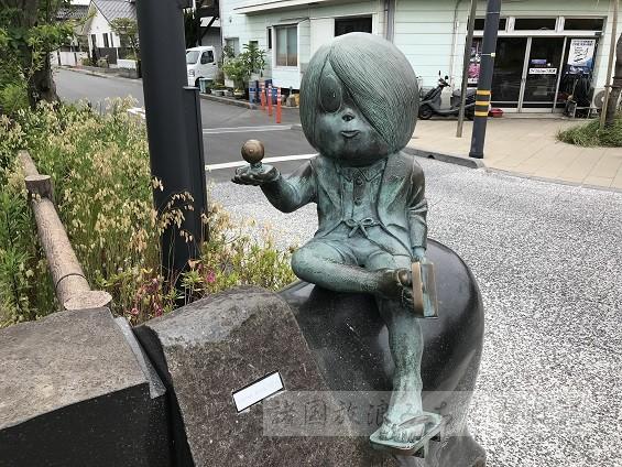 【鳥取】ゲゲゲの鬼太郎だらけ!? 水木しげるロード & 水木しげる記念館