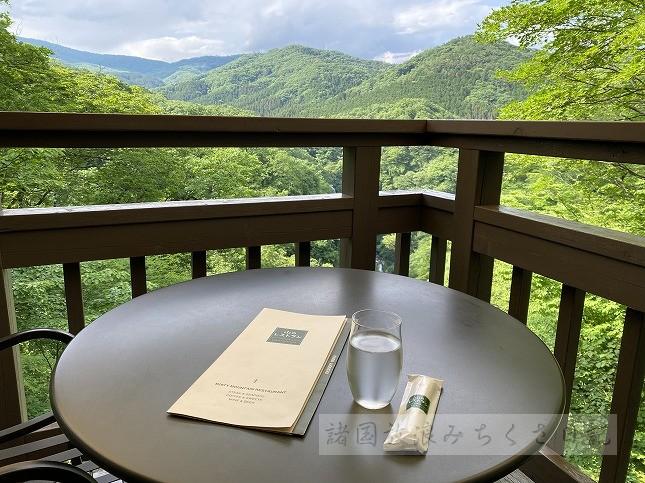 """【栃木】霧降の滝を見下ろす絶景カフェ """"山のレストラン"""" ★★★★"""